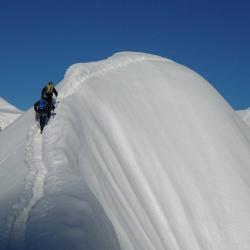 Alpinisme depuis la maurienne