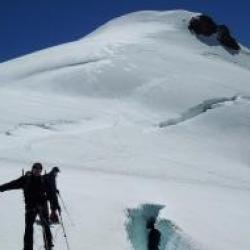 Alpinisme mini stage