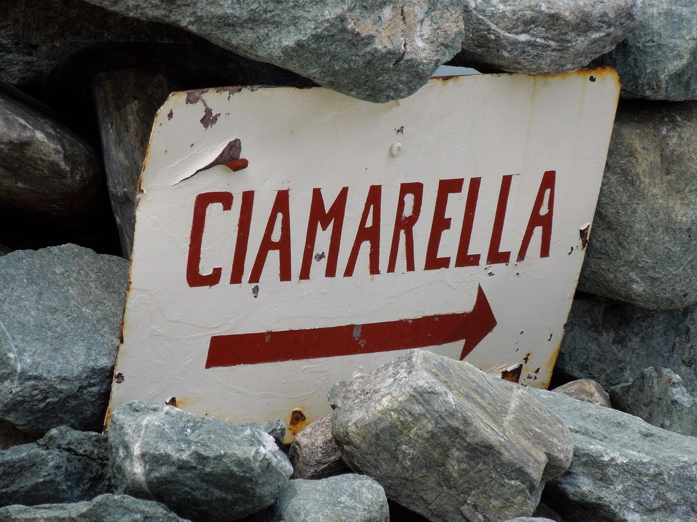 Ciamarella