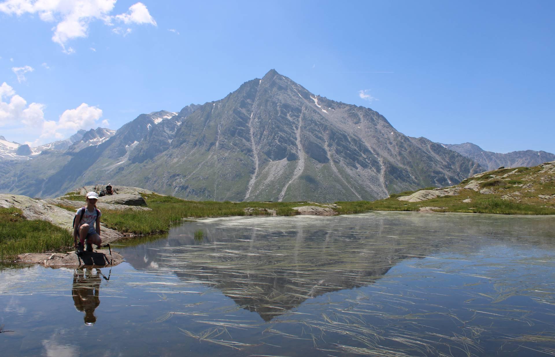 Dans le reflet des lacs 14 9