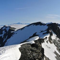 Le dôme de l'Arpont (3599m)