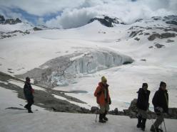 Tour du Lac Glaciaire