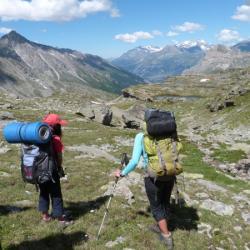 Massif du Mont-Cenis - randonnée et paysage