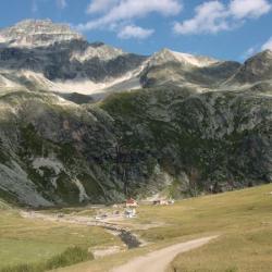 Mont-Cenis rifugio Scarfiotti