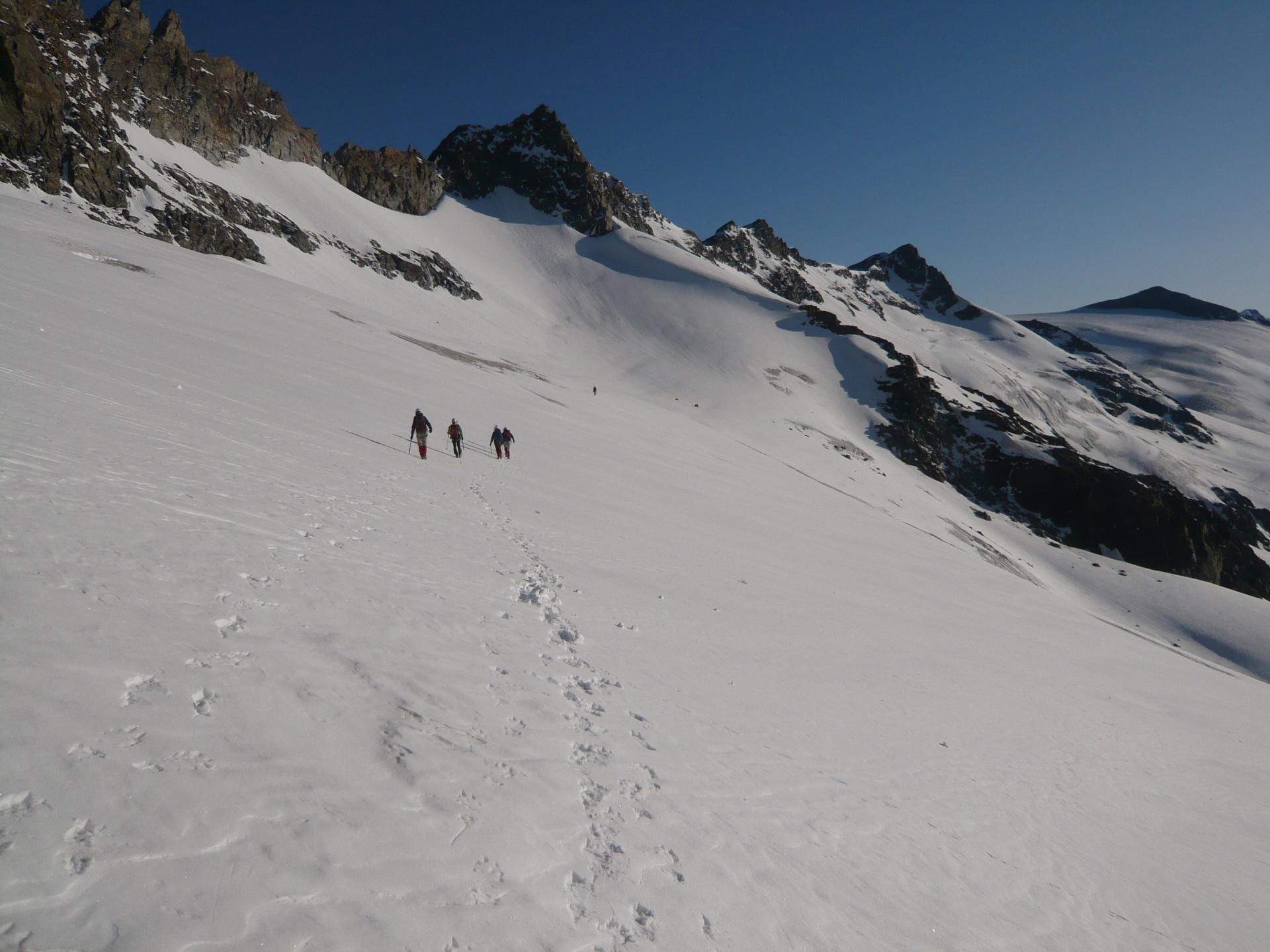 Petite ou Grande traversée des Dômes de la Vanoise...