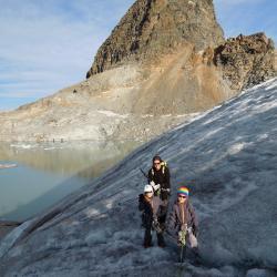 Lac Glaciaire du Gran Méan
