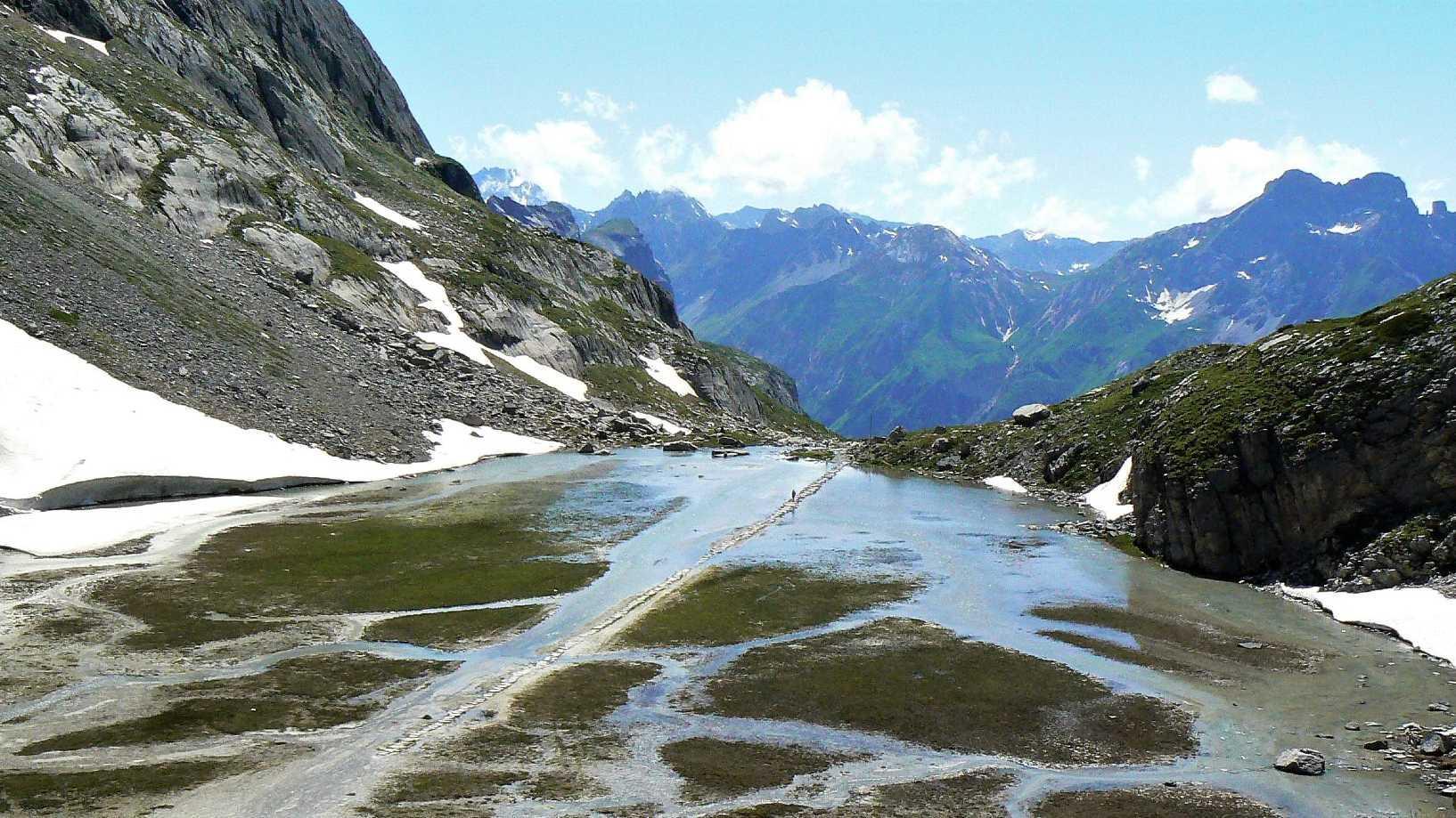 Trek 5 jour autour des glaciers de la vanoise